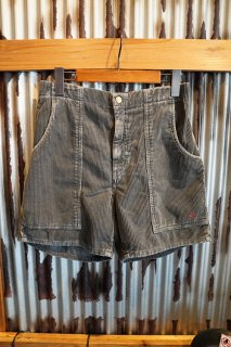 Ocean Pacific CORDUROY SHORTS (DAMAGE CHARCOAL)