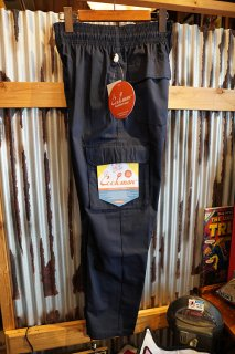 Cookman Chef Cargo Pants (「Ripstop」 Navy)