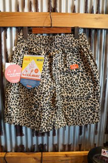 Cookman Chef Short Pants (「Leopard」)