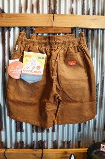 Cookman Chef Short Pants (「Corduroy」 Brown)