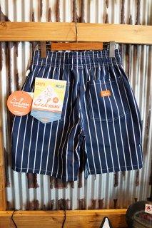 Cookman Chef Short Pants (「Stripe」 Navy)