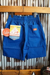 Cookman Chef Short Pants (「Deep Blue」)