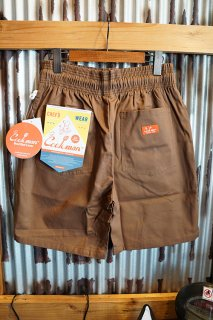 Cookman Chef Short Pants (「Chocolate」)