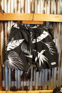 BANKS JOURNAL PRODUCE BOARDSHORT (DIRTY BLACK)