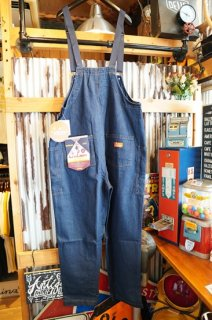 Cookman Fisherman's Bib Overall (「Denim」Navy)