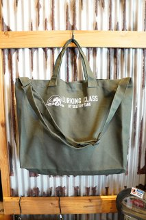 LURKING CLASS BY SKETCHY TANK 2WAY TOTE BAG (OLIVE)