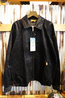 Cookman Delivery Jacket 「Corduroy」(Black)