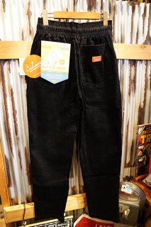 Cookman Chef Pants (「Corduroy」Black)