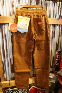 Cookman Chef Pants (「Corduroy」BROWN)