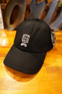 DOGTOWN Gonz Teill 6P CAP (BLACK/WHITE)