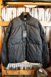 Rocky Mountain Featherbed Co.【GRAND TETON COLLECTION】 GT DOWN JACKET (BLACK)