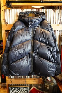 Rocky Mountain Featherbed Co. NS Down Parka (NAVY)