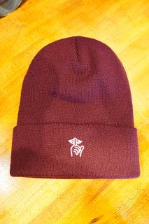 THE QUIET LIFE Shhh Beanie (MAROON)