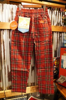 Cookman Chef Pants (「Tartan Red」)