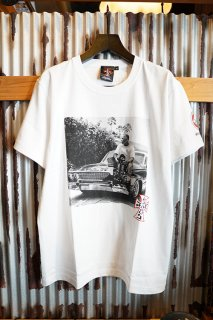 JAY ADAMS REAL JAY PHOTO TEE (WHITE)