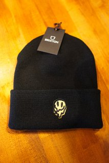 BRIXTON MELTER WATCH CAP BEANIE (BLACK)