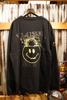 GLOBE Smile Now Cry Later L/S Tee (Black)