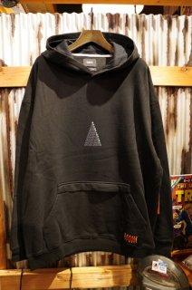 GLOBE UE Pyramid Hoodie (Black)