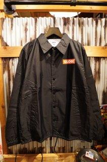 GLOBE × ZPI Coaches Jacket (Black)