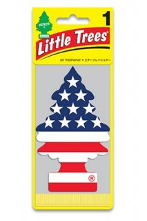 Little Tree エアーフレッシュナー (STARS & STRIPES)