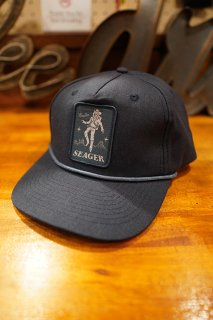 SEAGER SPACE COWBOY SNAPBACK CAP (NAVY)
