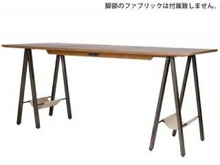スチールと合板をかけ合わせたDIYなダイニングテーブル 165