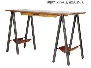 スチールと合板をかけ合わせたDIYなダイニングテーブル 120