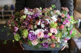 Flower arrangement 11000