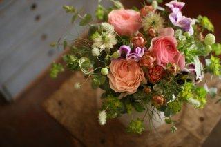 Flower arrangement 3500