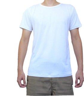 【人気商品】秋冬用あったか半袖Tシャツ  NANOMIX 乾燥肌 敏感肌