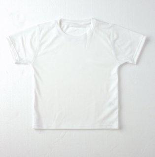 【人気商品】コンフォータブルキッズ半袖Tシャツ NANOMIX 乾燥肌 敏感肌 さらさら素肌ちゃん