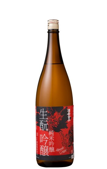 酒呑童子 生酛吟醸 1800ml