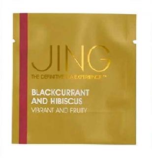 ジン ブラックカラント&ハイビスカス ティーバッグ 10袋