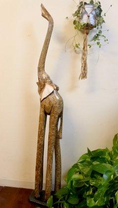 ブラウンゾウ(マーブル)100cm