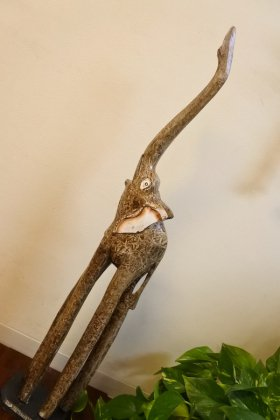 ブラウンゾウ(マーブル)80cm