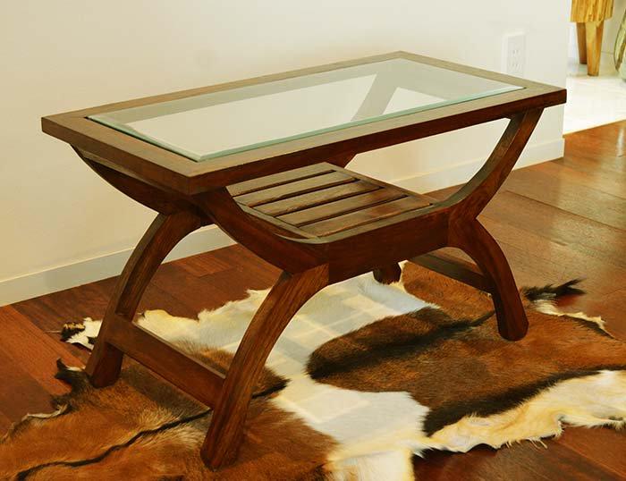 カルティーニガラステーブルMサイズ