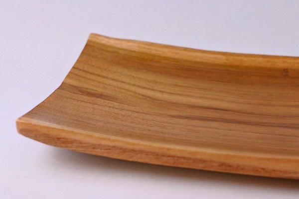 スワルシンプル長方形トレイ25cm