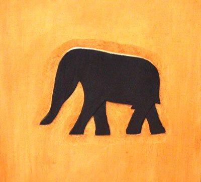 アニマルダストボックス ゾウ