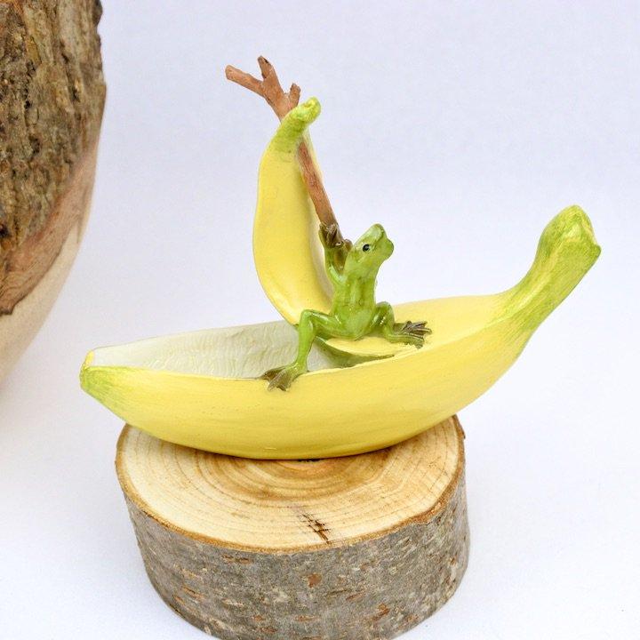 バナナヨットカエル