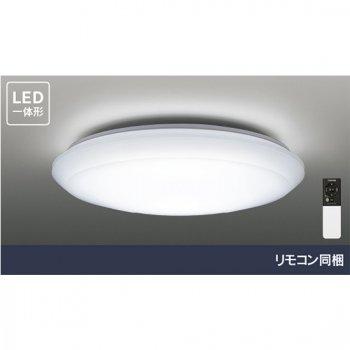 東芝 TOSHIBA LEDシーリングライト 6畳用 調光タイプ (昼白色)【LEDH80379NW-LD】