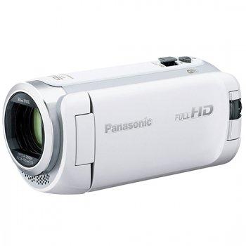 <img class='new_mark_img1' src='https://img.shop-pro.jp/img/new/icons61.gif' style='border:none;display:inline;margin:0px;padding:0px;width:auto;' />パナソニック Panasonic デジタルハイビジョンビデオカメラ ホワイト 送料無料【HC-WZ590M-W】