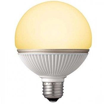 <img class='new_mark_img1' src='https://img.shop-pro.jp/img/new/icons30.gif' style='border:none;display:inline;margin:0px;padding:0px;width:auto;' />シャープ SHARP LED電球 ボール電球 E26口金 電球色相当 520lm 11.0W 調光器対応【DL-L81AL】