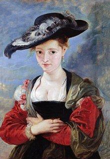 シュザンヌ・ルンデンの肖像