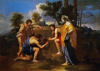 アルカディアの牧人たち