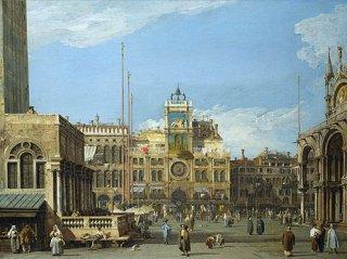サン・マルコ広場の時計塔