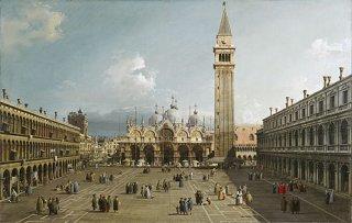 サン・マルコ広場と大聖堂