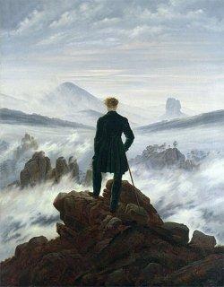 雲海の上のさすらい人