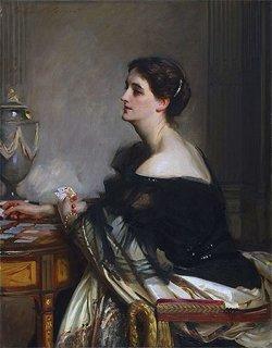 レディー・エデンの肖像