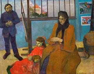 画家エミール・シェフネッケルのアトリエ