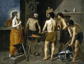 ウルカヌスの鍛冶場